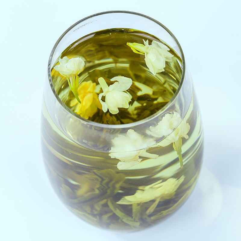 2019 5A ดอกมะลิจีนดอกไม้สีเขียวชาจริงอินทรีย์ New Early Spring ชาจัสมินสำหรับลดน้ำหนักสีเขียวอาหารสุขภาพ care