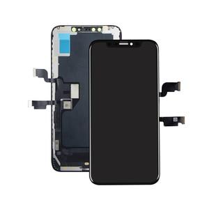 Image 3 - IBee חלקים עבור iphone 11 פרו מקס OEM LCD OLED תצוגת מסך מגע Digitizer החלפת מלא הרכבה