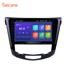Stereo GPS Multimedia-Player Seicane Android Nissan Qashqai X-Trail Car-Radio 0 for 2-Din