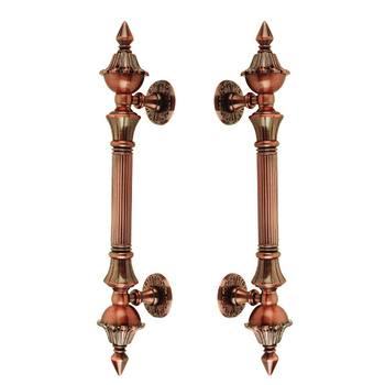 1pcs upscale European Handles Antique Villa Archaize handle for Wooden Door Glass KTV/hotel wood door Pull Hardware
