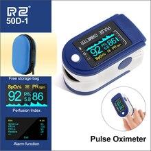 Rz Draagbare Vinger Oximeters Vingertop Pulsioximetro Hartslag Saturometro Huishoudelijke Gezondheid Monitoren Pulsoximeter Saturatiemeter