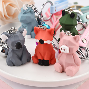 Fashion Cartoon Fox Cute Keych