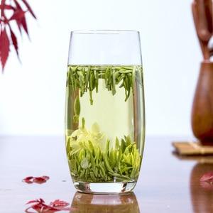 2019 New Tea Bitan Bamboo Jasmine Tea Shu Ming Run Snow Sichuan Huamaofeng Tea Loose G Bag