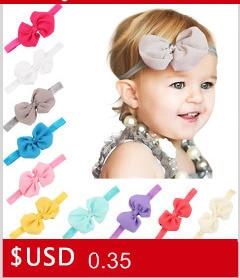 Повязка на голову для маленьких девочек; аксессуары для волос для младенцев; тканевый галстук с бантом; головной убор; Тиара; подарок для малышей; повязка на голову с лентой для новорожденных
