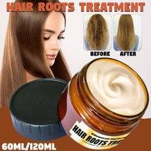 120 мл натуральная Тонизирующая кератиновая маска для лечения волос усовершенствованная молекулярная маска для лечения корней волос здоровое восстановление мягких волос уход за волосами