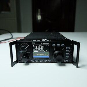 Image 1 - Xiegu G90 HF משדר 20W SSB/CW/AM/FM SDR רדיו מובנה אנטנת מקלט