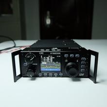 Xiegu g90 hf 송수신기 20 w ssb/cw/am/fm sdr 라디오 내장 안테나 튜너