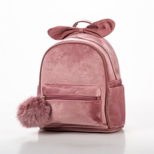 Kids Bag Cartoon Children Backpacks Kindergarten Schoolbag Bow-knot  Kids Bag Children School Bags Girls Backpack