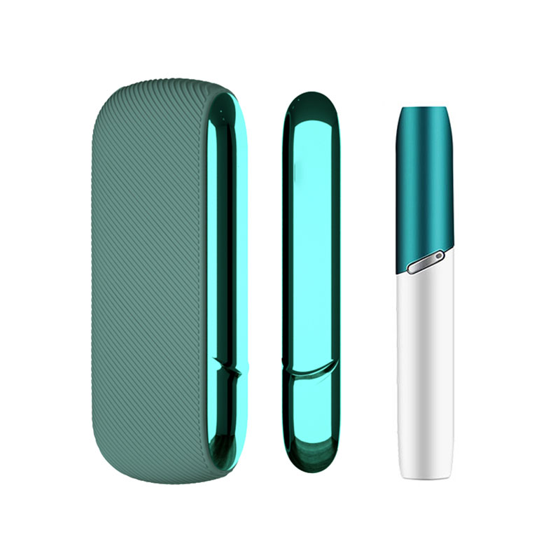 Cap   Case   Side For IQOS 3 0 Cap Magnetic PC Side Cover For IQOS 3 Duo Decoration Accessories Replaceable Cover Accessories