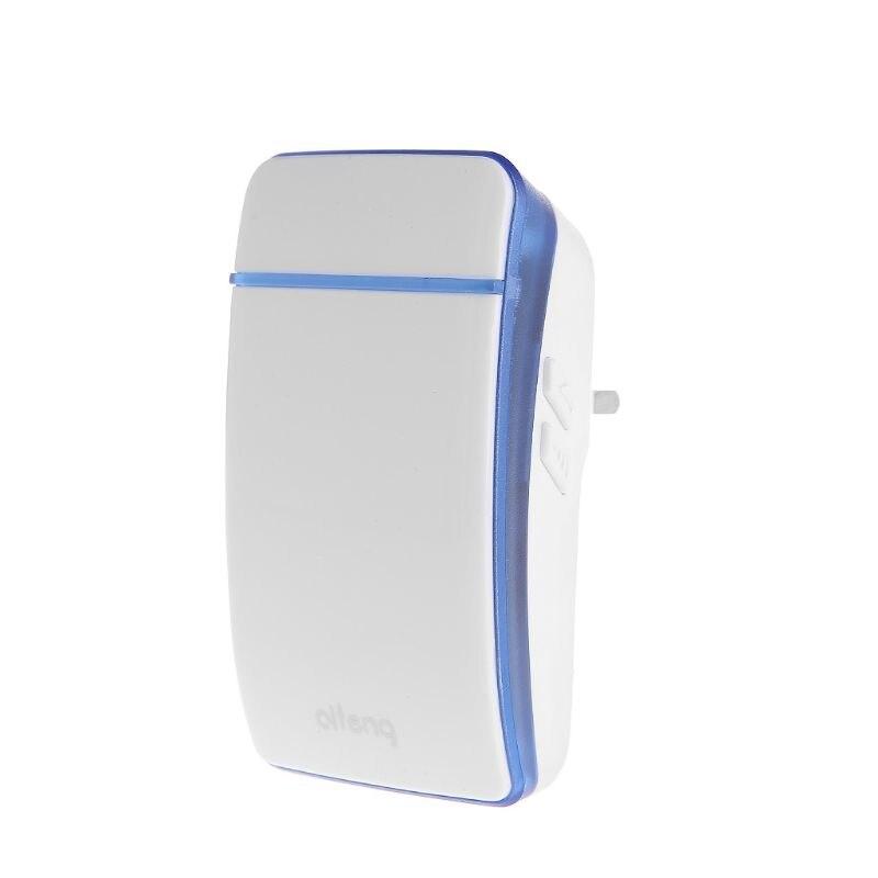 Wireless Doorbell Kits Battery-free Waterproof Door Bell Button Transmitter Receiver System Office Home Hotel D08B