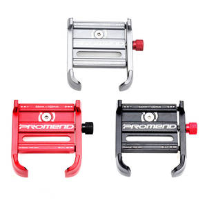 Stand Electric-Bicycle-Phone-Holder Motorcycle CNC PROMEND 360-Degree Integrated-Production
