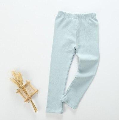 VIDMID new Baby Girls Pants leggings candy colors Autumn Cotton knitting Baby kids infant children Pants Leggings Trousers 4006 3