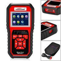 KONNWEI KW850 OBD 2 EOBD Automotive Scanner Full Diagnostic Tools Diagnosis Scanner support Eight Languages