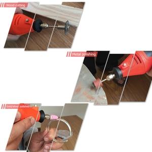 Image 5 - BDCAT 180W Dremel מיני מקדחה חשמלית רוטרי כלי משתנה מהירות ליטוש מכונה עם Dremel כלי אביזרי חריטת עט