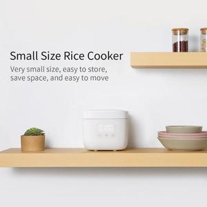 Image 3 - Xiao mi kuchenka do gotowania ryżu Non Stick 1.6L 400W elektryczne urządzenie do gotowania ryżu mi domu App sterowania inteligentny urządzenie do gotowania mała kuchenka ryżu przenośny