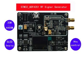 ADF4351 Signal Generator Module 35M-4.4GHz RF Signal Source Sweeper STM32