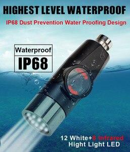 Image 3 - Exklusive Design 4500mAh HD Dual Kamera Objektiv Ablauf Kanalisation Pipeline Industrie Endoskop SYANSPAN Rohr Inspektion Video Kamera