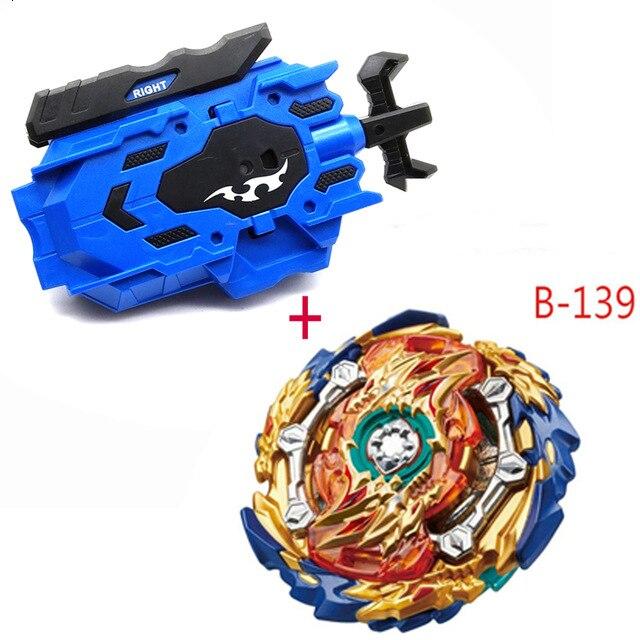 Beyblade B-145 Starter Blast Revive Phoenix. Ten Fr B1149 128 122 129 Beyblade Toupie God  Top Beyblade Toy