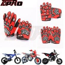 TDPRO, 1 пара, красные перчатки для мотоцикла, мотоцикл, нейлон, мотоциклетные перчатки с подогревом,, спортивные детские перчатки