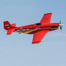 FMS спортивная версия 1100 мм P51 V2 Mustang Speed RC самолет ROC008