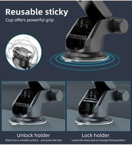 2021 новый автомобиль мобильный телефон держатель подставка стойка крепление сотовая Автомобильная GPS мобильный телефон Поддержка для iPhone вращающийся стенд 360 градусов|Стойка GPS|   | АлиЭкспресс