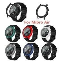 PC Protector Cover Case For Xiao mi Mibro Air Smart Watch Protective Shell Frame For Mibro Air Edge Bumper