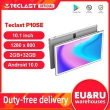 Teclast P10SE 10,1 Zoll Tablet SC7731E Quad Core 1280*800 IPS 2GB LPDDR 32GB eMMC Android 10,0 google Spielen Dual Kamera Tablet pc