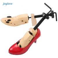 JOYLOVE 1 Piece Shoe Tree Wood Shoes Stretcher Adjustable Man Women Flats Pumps Boot Shaper Rack Expander|Shoe Covers| |  -