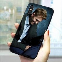 Colorido hayden christensen telefone capa para iphone xr caso xs max x 6 s 8 plus 7 5S 5 se backshell(China)