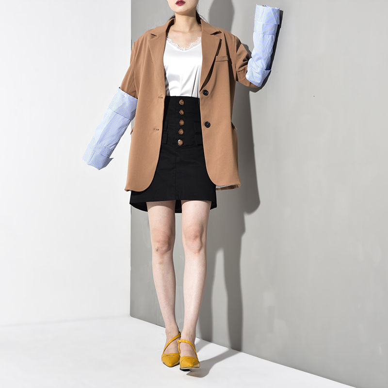 Coat Fit Sleeve Loose 6