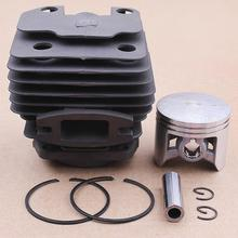 Besdupa 45mm Cylinder Piston & Gasket Set For Chinese Chainsaw 5200 52cc Gasoline Timbertech New Replacement Parts бензопила