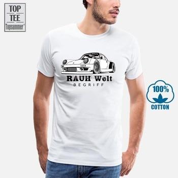 цена на Printed Men T Shirt Cotton O-Neck Tshirts Rwb Monochrome Version Short-Sleeve Women T-Shirt