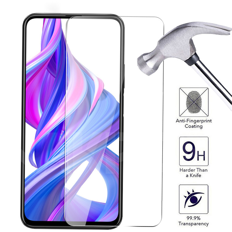 9H Protective Tempered Glass For Huawei Honor 9X 8X 8A 8S 8C 9i 10i 20i 20S Honor 20 Lite V10 V20 Screen Protector Glass Film