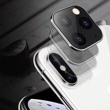 Anwendbar iPhone Apple X Sekunden Ändern 11 Objektiv Aufkleber XSMAX Geändert 11PRO MAX Explosion Geändert Fall Objektiv 11PRO MAX Kamera