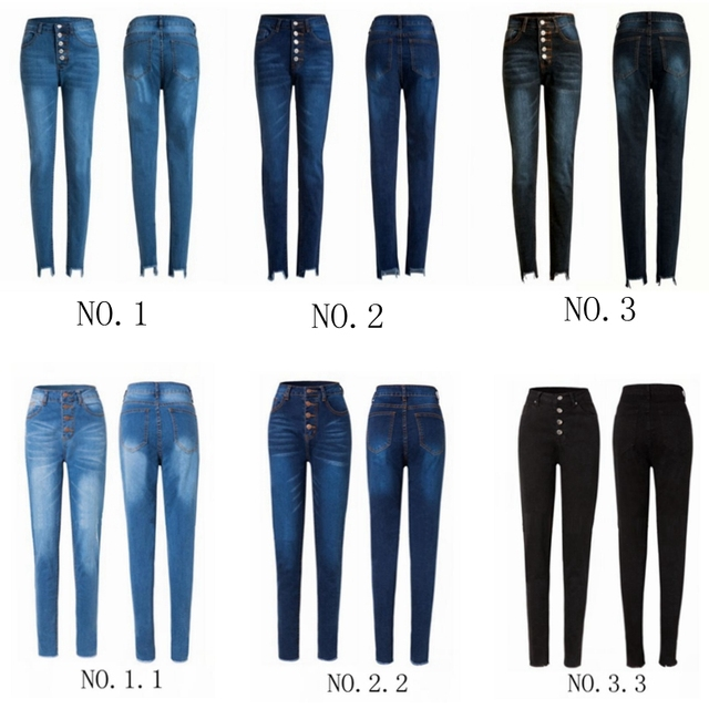 Lguc.H High Waist Women Jeans Stretch Skinny Jeans Woman Push Up Washed Jean Femme 2020 Mom Jeans Denim Vintage Autumn Winter XL 5