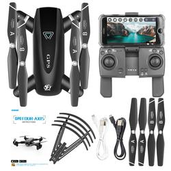 2019 NEW GPS Drone Foldable Aerial Photography Double Intelligent Precise Positioning Return Four Axis Aircraft #W1