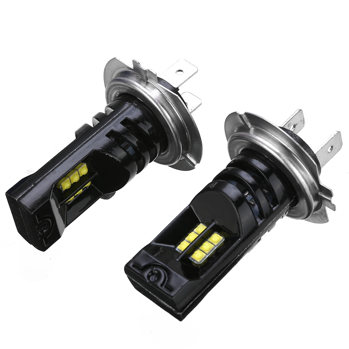 Universal 2pcs H7 <font><b>110W</b></font> Car LED Headlight Kit Error Free Lamp 28000LM 6500K Waterproof Accessories image