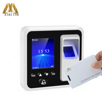New Arrival Fingerpint Access Control With TFT Color Screen 3000 Users Standalone Access Controller S6 With 125Khz RFID Card