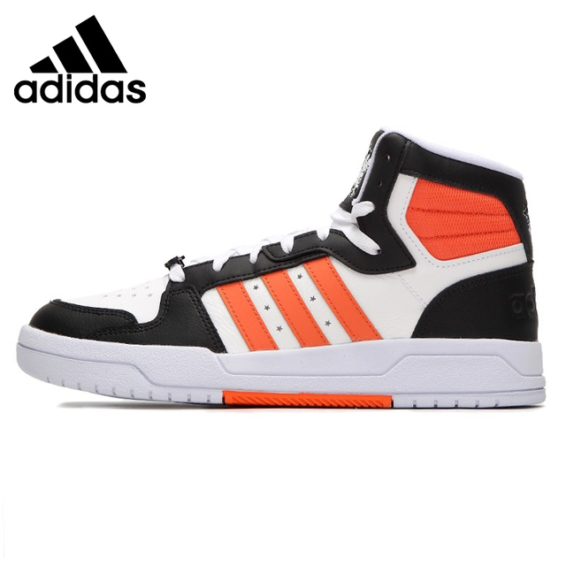 Original New Arrival Adidas NEO ENTRAP MID Men's Skateboarding Shoes Sneakers 1