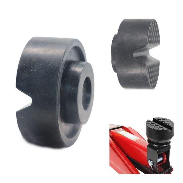 Mise à niveau de l'adaptateur de Rail de cadre de Type de Support de cric de voiture épaissi pour la protection latérale de soudure de pincement