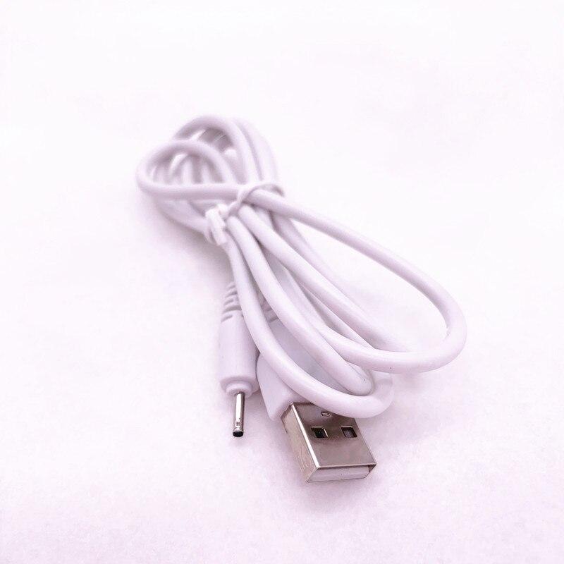 1M/3FT DC 2mm USB Charging Cable For Nokia C5-00 C5-01 C5-02 C5-03  C5-04 C5-04 C5-06 C5-07 C3 C2 C1 C7 1800 WHITE