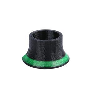Image 2 - 2 pièces iFlight 3D imprimé protection dobjectif de caméra en TPU pour appareil photo DJI air unit FPV