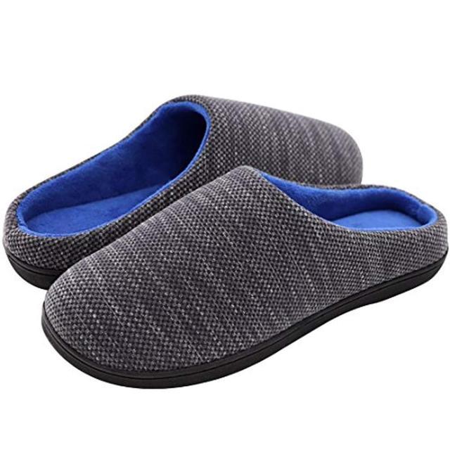 designer house slippers mens