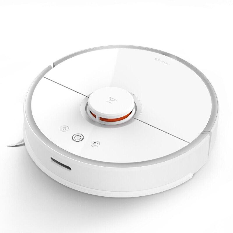 Робот пылесос xiaomi roborock s5 S51 2 для дома автоматический пылесос для уборки пыли стерилизовать умный планируемый мытье уборки - 3