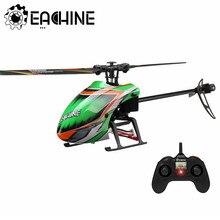 Eachine e130 rc helicóptero 2.4g núcleo do motor 4ch 6-axis giroscópio altitude segure estável 15 minutos de tempo de vôo flybarless náilon rtf brinquedos