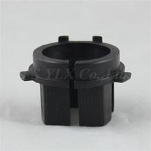 FSYLX 2pc H7 hid קסנון פנס מתאם מחזיק עבור KIA K5 רכב פנס קסנון הנורה שקע עבור יונדאי/genesis/קופה/Velosters