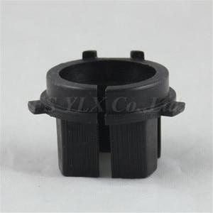 Image 1 - FSYLX 2pc H7 ukrył ksenonowe reflektor uchwyt adaptera dla KIA K5 reflektor samochodowy ksenonowe gniazdo żarówki dla Hyundai/Genesis/Coupe/Velosters