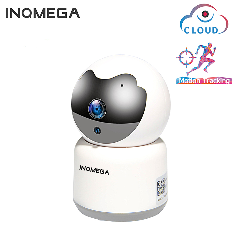 INQMEGA Cloud 1080P 2MP Wireless IP Camera Wifi Auto Tracking Indoor Home Security Surveillance CCTV Network Camera Baby Monitor