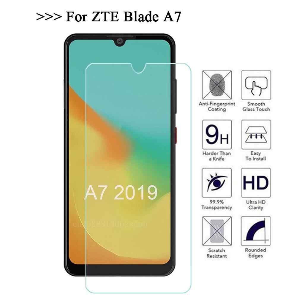 強化 Zte ブレード A5 A7 ヴィータ V10 V9 ヴィータ V8 A6 Lite を A7Vita A4 スクリーンプロテクター 7 6 4 V 10 保護ガラス