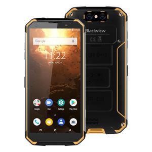 Image 5 - Blackview teléfono inteligente BV9500 Plus, teléfono móvil con procesador Helio P70, Octa Core, batería de 10000mAh, pantalla FHD de 5,7 pulgadas, 4GB RAM, 64GB rom, so Android 9,0, resistente al agua IP68